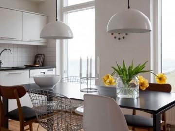 雅致清新的瑞典住宅
