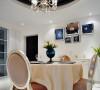 100平欧式空间典雅设计
