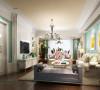 100平公寓房—北欧美式风格