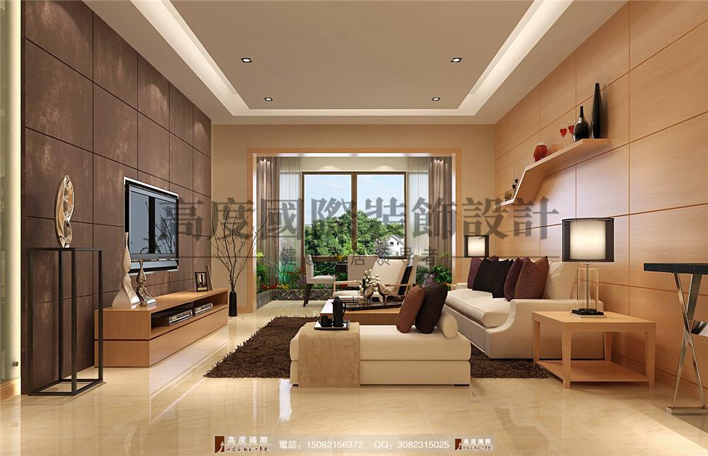 高度国际 成都装修 新房装修 港式风格 客厅图片来自成都高端别墅装修瑞瑞在港式风格--高度国际装饰的分享