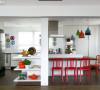 巴西现代简约小公寓