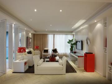 都市新居装饰 案例赏析2015-10-5