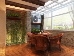 三居 新古典 阳台图片来自日升装饰公司在125平三居新古典风的分享