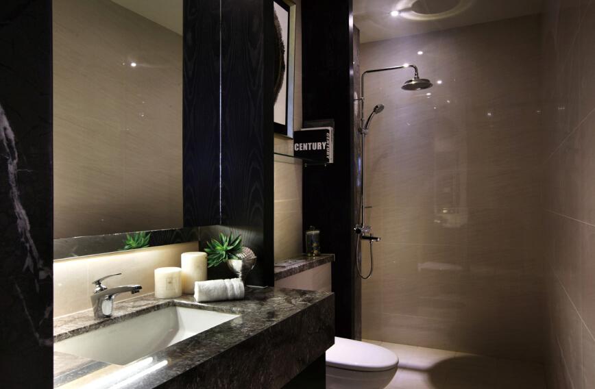 新古典 简约 卫生间图片来自紫禁尚品设计师李擎在江南山水新古典简约风的分享