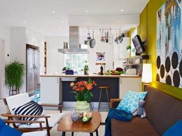 瑞典多彩公寓