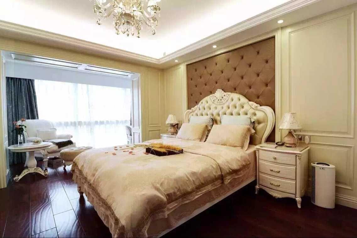欧式 混搭 卧室图片来自有家装饰费欢在【有家装饰】新古典欧式风格实景的分享