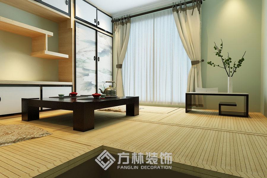 金地名京 港式 卧室图片来自方林装饰在金地名京180平港式风格的分享