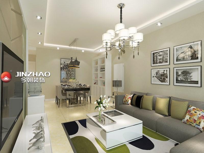 二居 客厅图片来自152xxxx4841在怡和中馨城95平米的分享