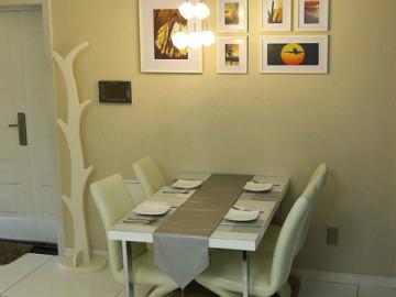 88平米两居室现代简约风格