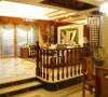 齐力花园 170平米 东南亚式 四室