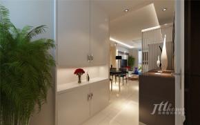 简约 二居 宜居 舒适 玄关图片来自居泰隆深圳在侨乡公馆现代简约二居室的分享