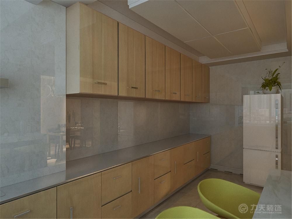 厨房图片来自阳光力天装饰梦想家更爱家在简约  大港油田福华里  129㎡的分享