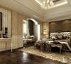 绿地香颂别墅户型装修美式风格设计方案展示,腾龙别墅设计师林财表作品,欢迎品鉴!