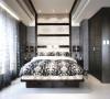 本案风格定义为黑白灰现代简约。现代简约是以简约为主的体装修风格,将设计的元素、色彩、照明、原材料简化到最少的程度,本案是以黑白灰为主题的现代简约装饰。