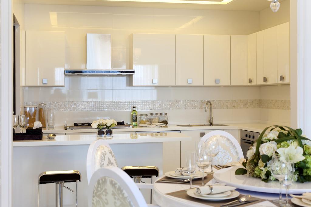 厨房图片来自成都家和装饰在极简的绘画的分享