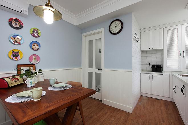 客厅图片来自四川岚庭装饰工程有限公司在美式二居室的分享