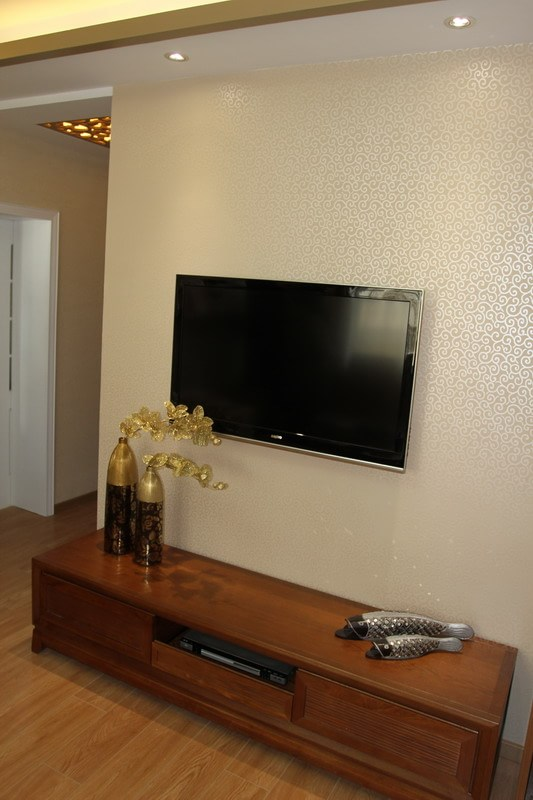 客厅图片来自四川岚庭装饰工程有限公司在72㎡老房翻新东南亚风格的分享