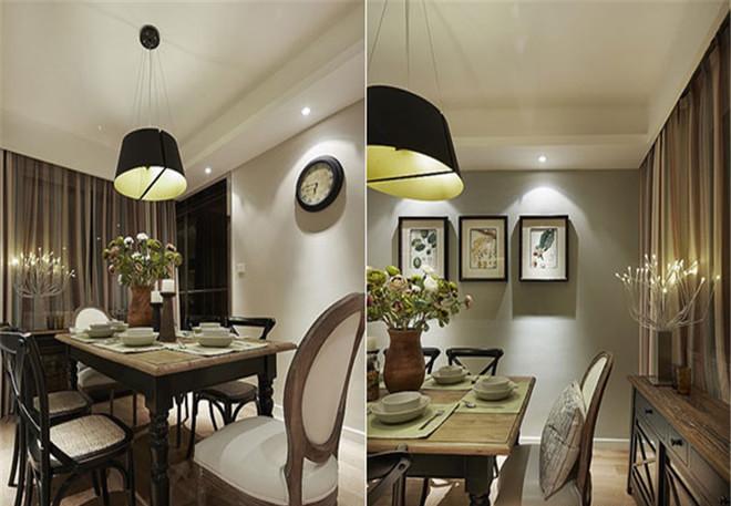 餐厅图片来自天津印象装饰有限公司在都市新居装饰案例赏析2015-10-12的分享