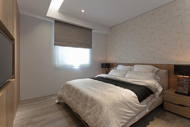 卧室图片来自四川岚庭装饰工程有限公司在76平老屋翻新 重启新生活的分享