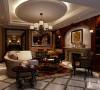 绿洲香格丽花园300平别墅户型装修现代欧式风格设计方案展示,腾龙别墅设计师林财表作品,欢迎品鉴!