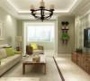 该户型为云锦世家两室两厅一厨一卫90平米户型,在设计风格上面,根据业主的喜好以及需求,定义为现代美式,有一些木色与白色的搭配来突出业主的品味素养。