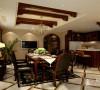 绿洲香格丽300平别墅设计