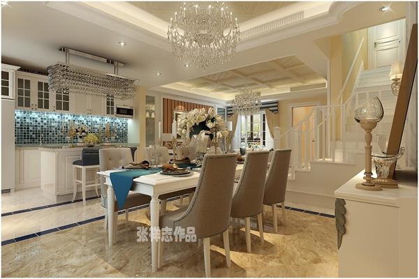 别墅 欧式 小资 客厅图片来自快乐彩在别墅装修龙湖上叠简欧装修风格的分享