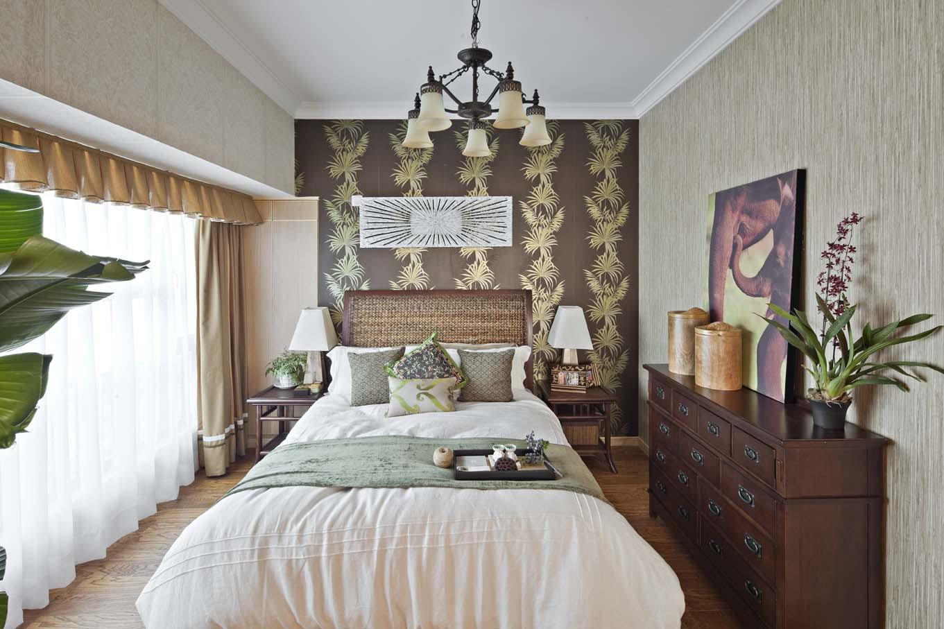 小资 白领 卧室图片来自武汉豪迪装饰公司在尚湖熙园的分享