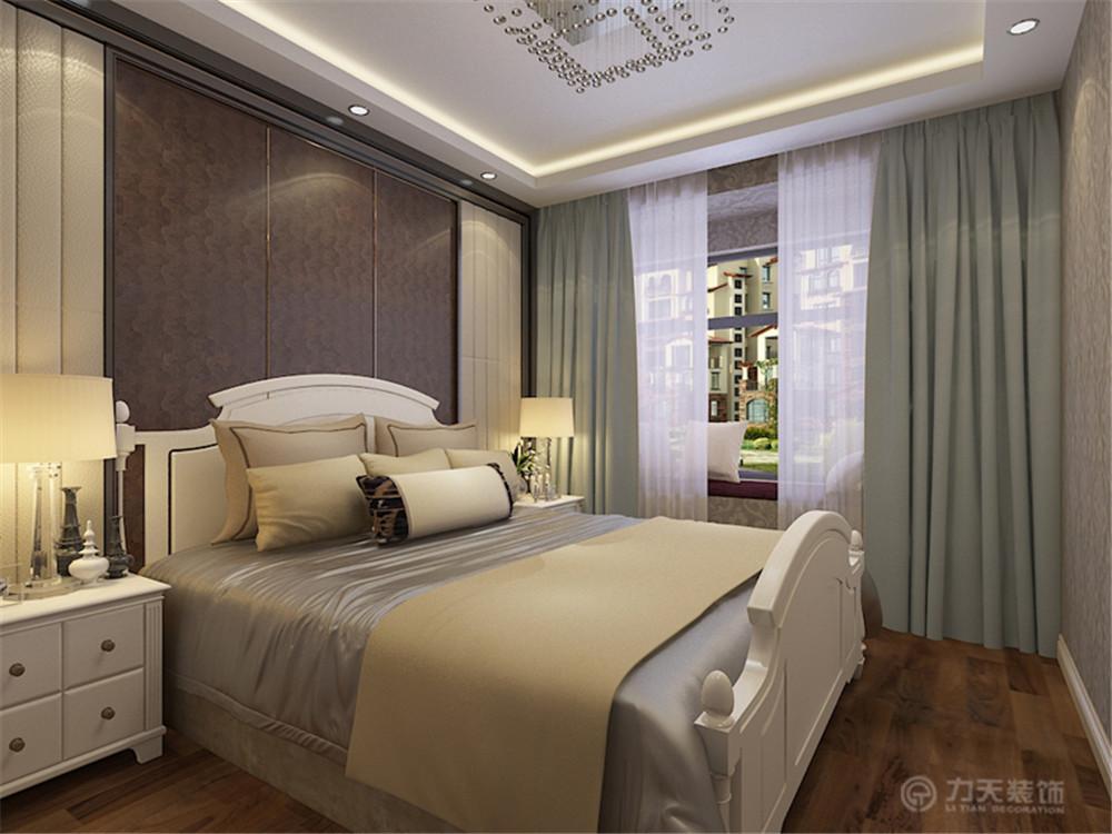 三居 后现代 卧室图片来自阳光力天装饰梦想家更爱家在华润橡树湾  后现代的分享