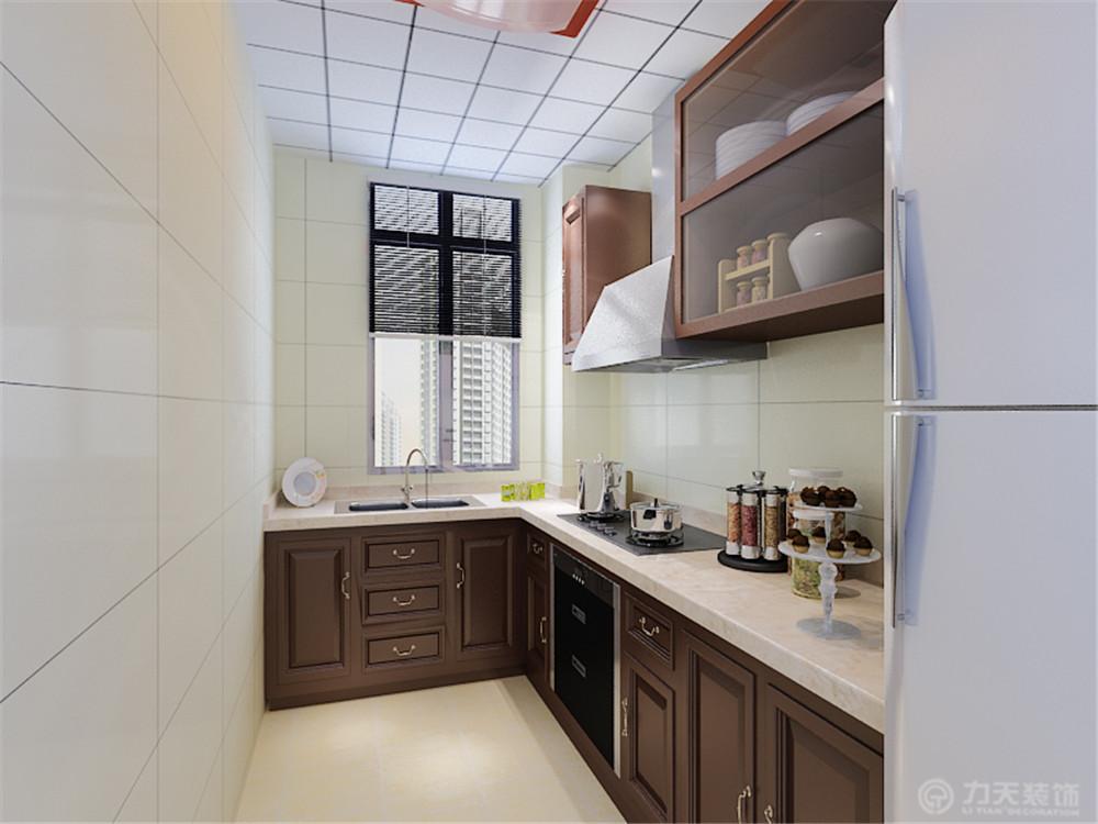 二居 80后 小资 白领 厨房图片来自阳光放扉er在力天装饰-华城领秀93㎡的分享