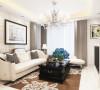 本案为富力尚悦居,三室两厅一厨两卫115㎡户型。本案风格定义为美式,素色系。美式风格设计沿袭欧式的主元素,又融入了美式的生活元素。使居室有的不只是豪华,更多的是惬意和浪漫。