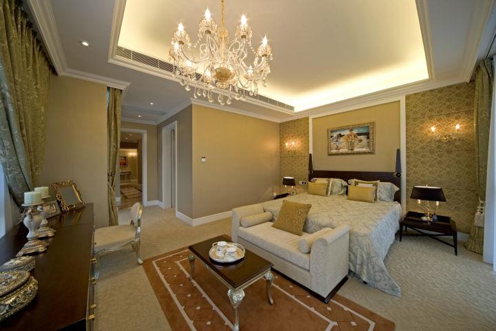 龙城一号 280平米 古典欧式 别墅 卧室图片来自cdxblzs在龙城一号 280平米 古典欧式 别墅的分享