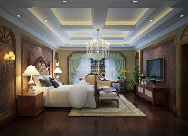 图片来自鸣仁装饰在650平浙江青田自建别墅中式风格的分享