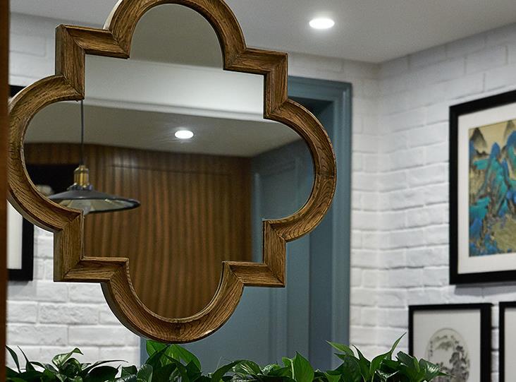 混搭 三居 舒适 实木 其他图片来自佰辰生活装饰在将混搭进行到底 100平超美空间的分享