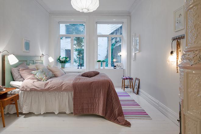 卧室图片来自四川岚庭装饰工程有限公司在80平米童话世界 世纪梦幻三居的分享