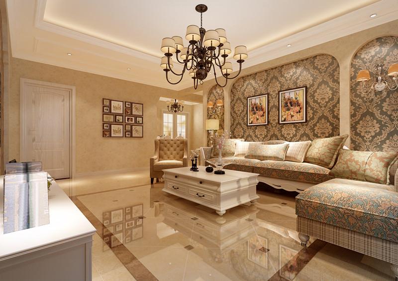 三居 客厅图片来自西安业之峰装饰公司在龙湖香醍的分享