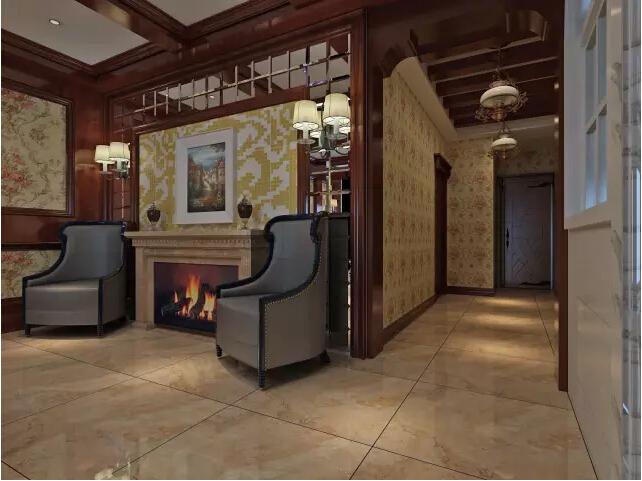客厅图片来自佳园装饰在安顺220平复式楼新古典主义案列的分享