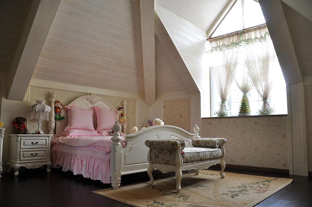 欧式 别墅 卧室图片来自长沙金煌装饰在半山丽墅—浪漫的欧式别墅设计的分享