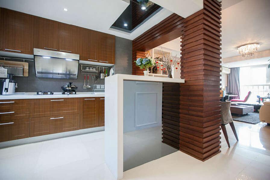 简约 混搭 三居 白领 龙湖三千里 80后 厨房图片来自成都V2装饰在龙湖三千里现代风格的分享