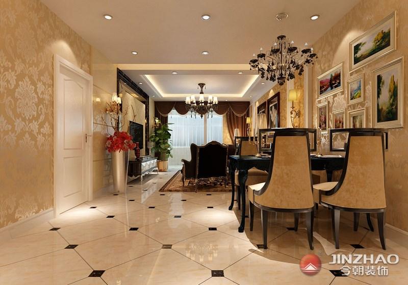 简约 餐厅图片来自阿布的小茅屋15034052435在富嘉园87平米--现代简约的分享