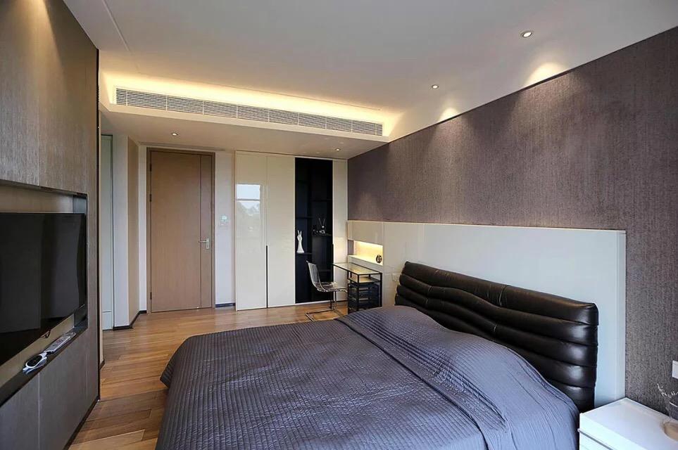 简约 二居 三居 134平米 亚泰津澜 卧室图片来自天津荣欣弘馆工程有限公司在亚泰津澜134平米后现代风格装修的分享