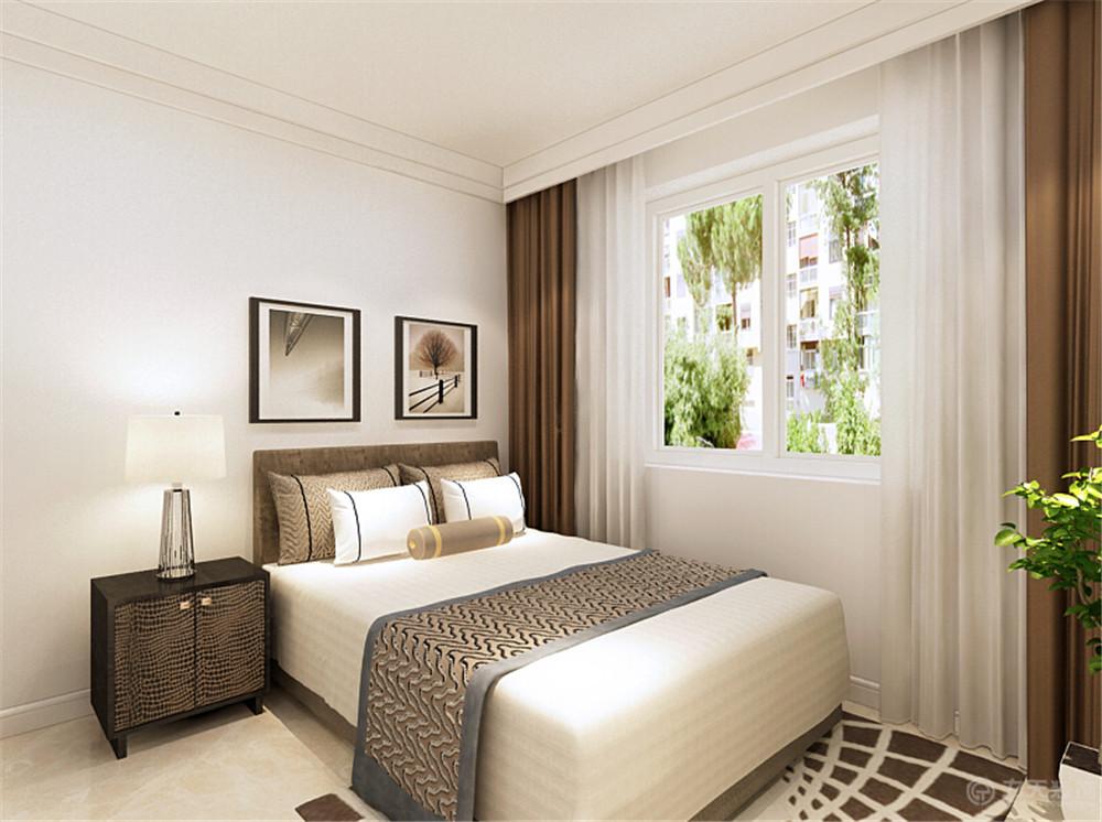 简约 三居 收纳 旧房改造 80后 小资 卧室图片来自阳光力天装饰糖宝儿在现代时尚   嘉阳花苑 108㎡三居的分享