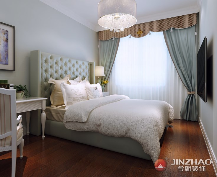 简约 卧室图片来自阿布的小茅屋15034052435在富嘉园87平米--现代简约的分享
