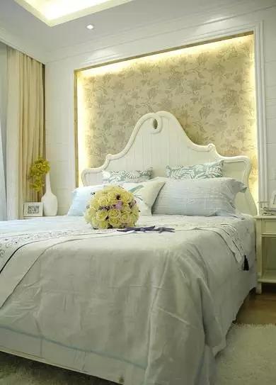 二居 地中海 旧房改造 客厅 卧室 儿童房 书房 餐厅 卧室图片来自实创装饰晶晶在闵行75平老房小俩居地中海洋风的分享