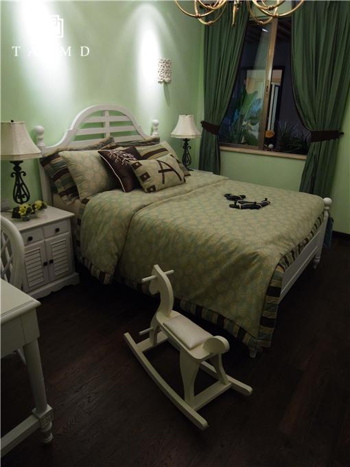 两居室 休闲美式 高端家具 儿童房图片来自TALMD图迈家居在【TALMD案例】美式风格·红树湾的分享