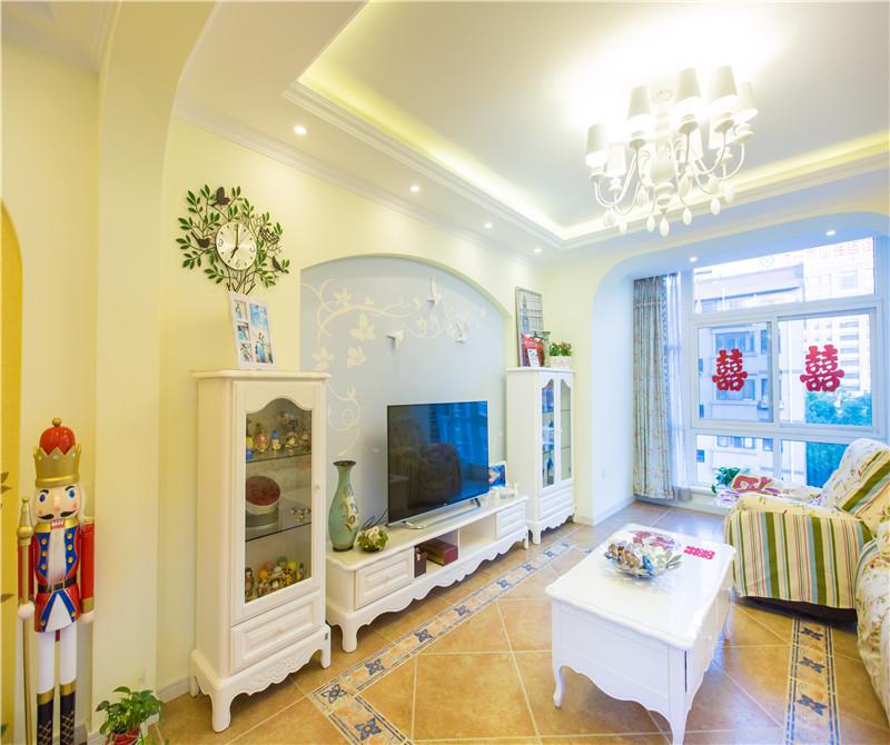 实创装饰 0增项 环保装修 整体家装图片来自成都实创装饰0127在实创装饰-中海城南华府-的分享