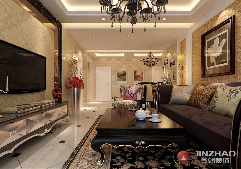 简约 客厅图片来自阿布的小茅屋15034052435在富嘉园87平米--现代简约的分享