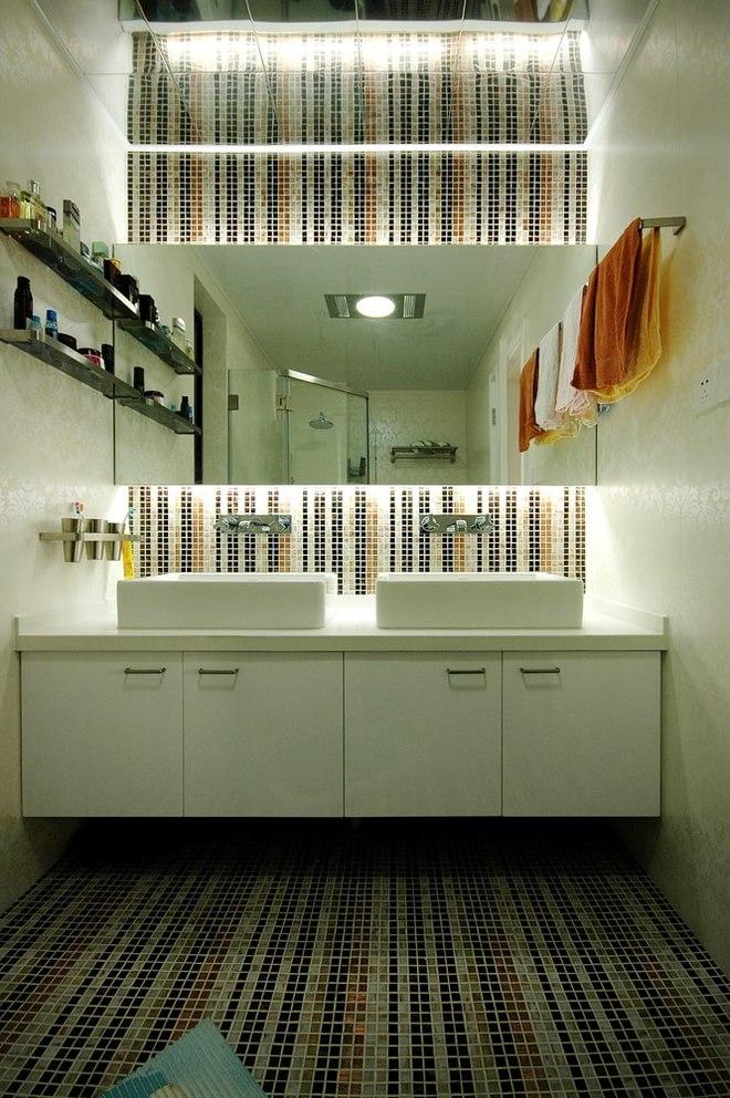 卫生间图片来自四川岚庭装饰工程有限公司在浪漫和艺术的相遇的分享
