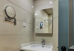 混搭 三居 舒适 实木 卫生间图片来自佰辰生活装饰在将混搭进行到底 100平超美空间的分享