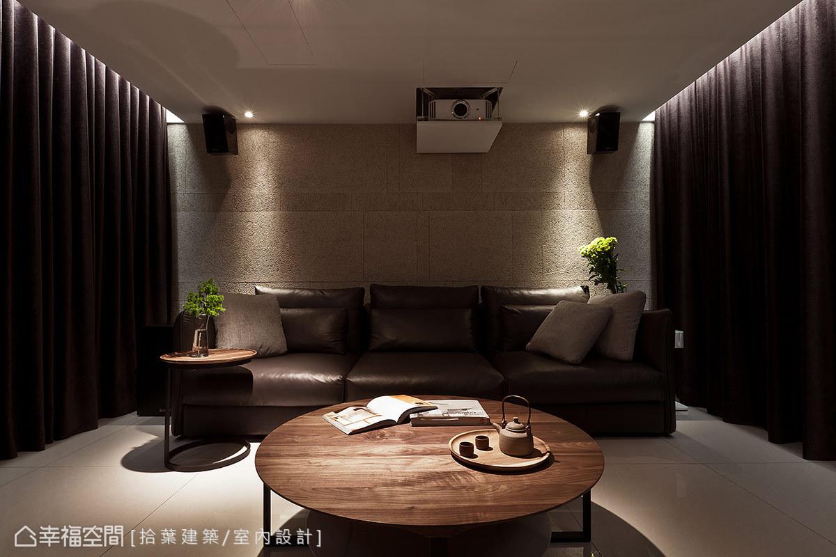 现代 写意 三局 人文 雅居 混搭 小资 客厅图片来自幸福空间在写意恬静 85平诠释人文之雅居的分享